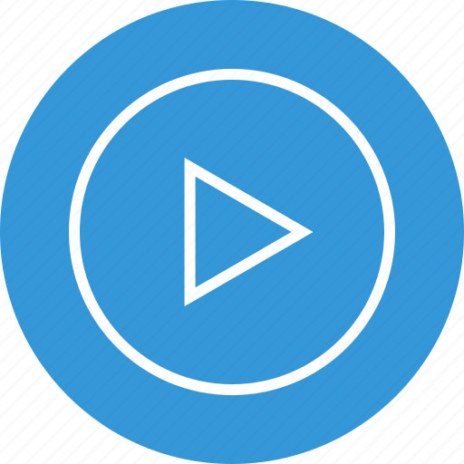 interface, media, nav, navigation, play, ui, video icon