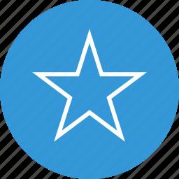 favorite, interface, nav, navigation, special, star, ui icon