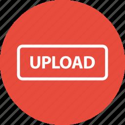 interface, nav, navigation, sign, ui, up, upload icon