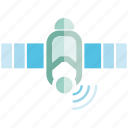 communication, satellite, signal icon