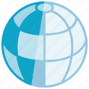 globe, world icon