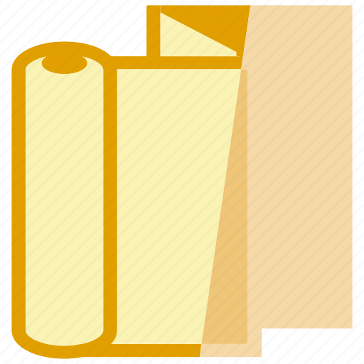 document, map, paper icon