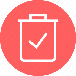 approved, check, good, mark, ok icon