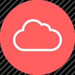 cloud, data, guardar, save, upload icon