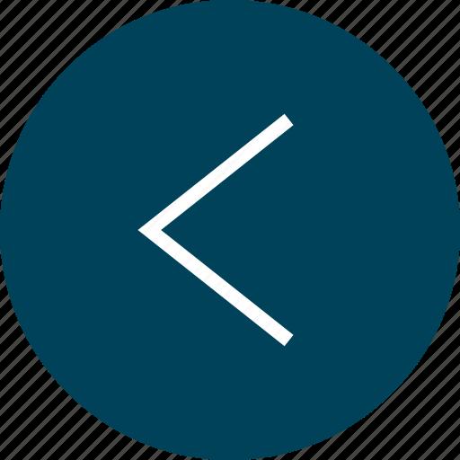 Arrow, back, backwards, left icon - Download on Iconfinder