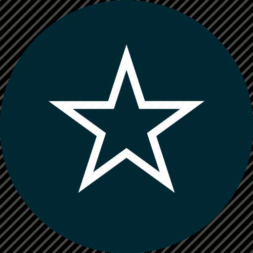 bookmark, burst, circle, special, star icon