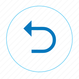 arrow, arrow back, arrow left, backward, go back, go previous, previous icon