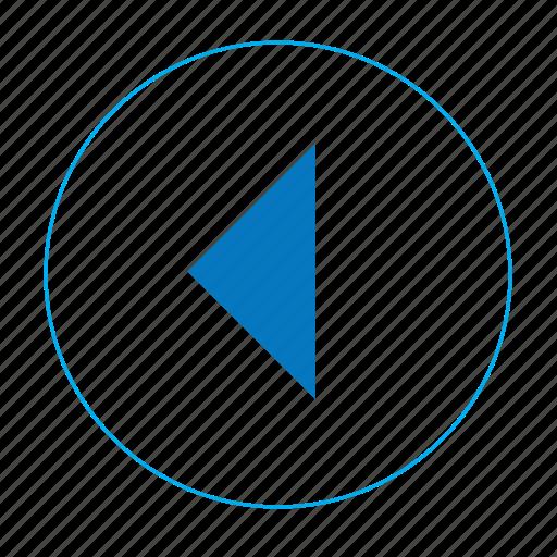 arrow, arrow left, backward, left, left arrow, navigation left, previous icon
