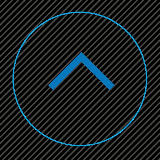 arrow, arrow top, arrow up, navigation arrow, navigation top, top, up icon