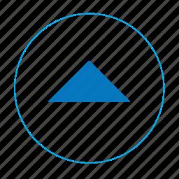 arrow, arrow top, arrow up, go top, navigation top, top, up icon