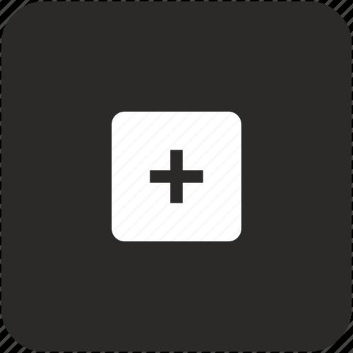 add, calc, calculator, instrument, math icon