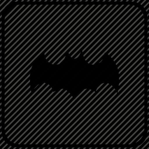 bat, batman, comics, function, hero, key, sign icon