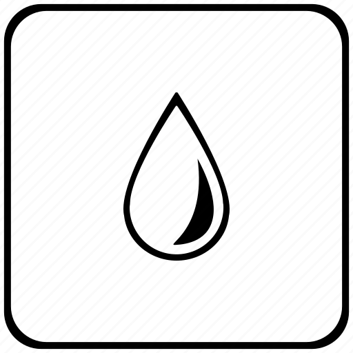 drop, function, ink, key, oil, water icon