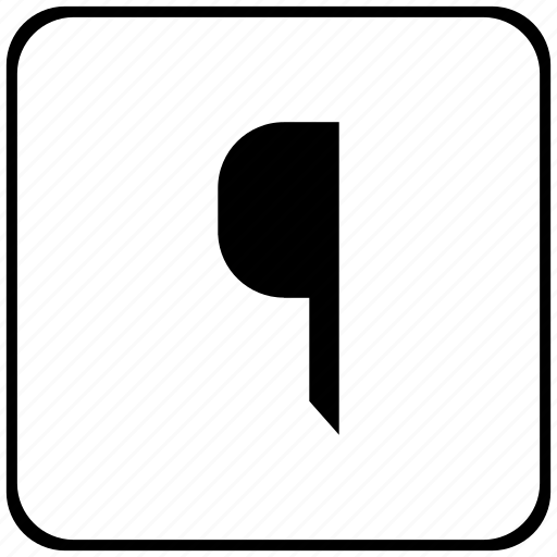 border, edit, flag, pointer, rounded, square, text icon