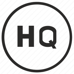 function, high, hq, label, quality, round icon