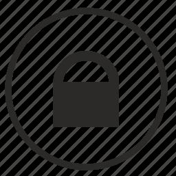 function, instrument, lock, locker, security, ui icon