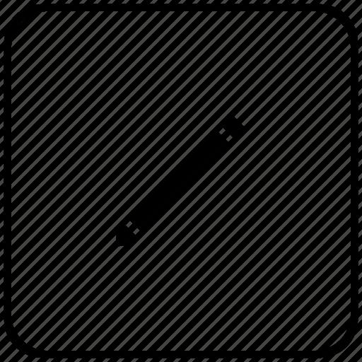 edit, function, instrument, key, pen, pencil icon