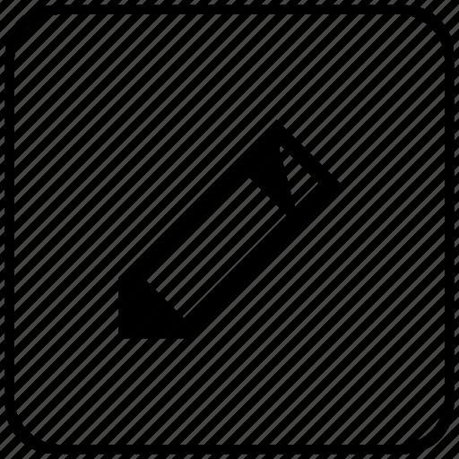 edit, function, instrument, key, pen, pencil, tool icon
