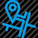 map8, navigation, gps, direction, location, marker, postion