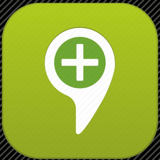 app, medicine icon