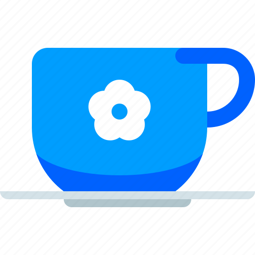 Cafe, coffee, cup, drink, hot, mug, tea icon - Download on Iconfinder