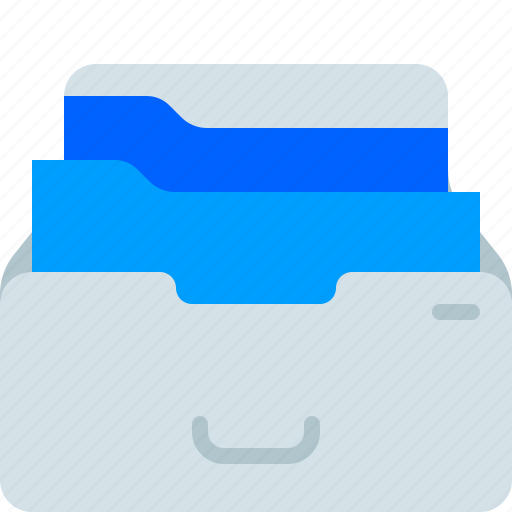 Archive, documents, files, folders, index, office, register icon - Download on Iconfinder