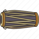 madal, drum, music, instrument, folk