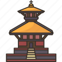 pashupatinath, temple, ancient, hinduism, religious