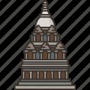 patan, ancient, heritage, landmark, temple