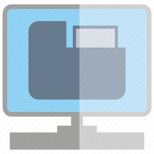 file, folder, info icon