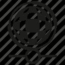 globe, internet, network
