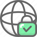 network, security internet, security network icon