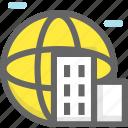 company, company network, network icon