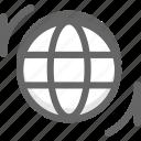 internet, network, update, upgrade icon