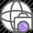 album, online album, photo icon