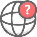 internet, network, network issue icon