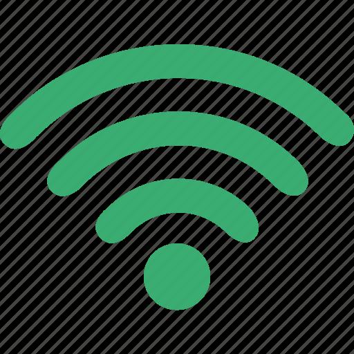 Internet, network, signal, wifi, wireless icon | Icon ...