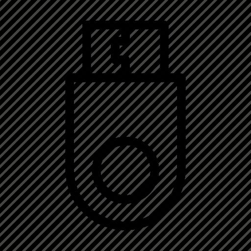 drive, hardware, memory, storage, usb icon