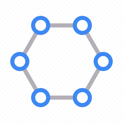 connection, internet, network, sharing, social icon