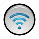antenna, wireless, wifi, airport, connection, network, signal icon