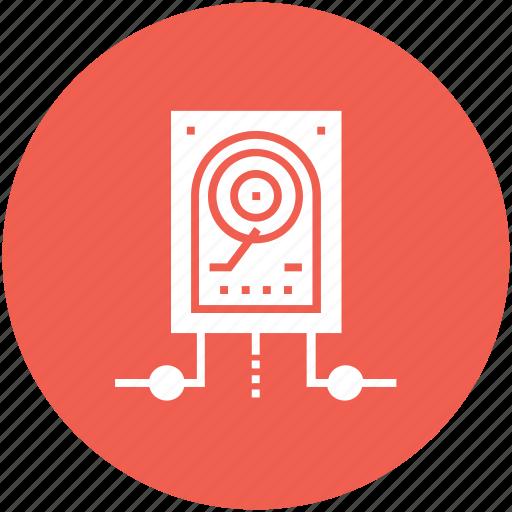 backup, data, database, disk, drive, hard, storage icon icon