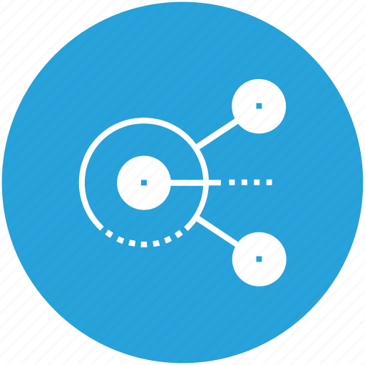 communication, connection, link, media, network, share, social icon icon