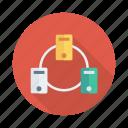 computer, database, hosting, network, pc, server, storage