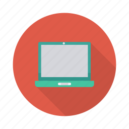 computer, device, display, laptop, multimedia, notebook, pc icon