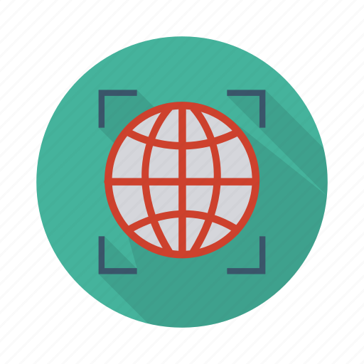 Business, focus, global, goal, social, target, vision icon - Download on Iconfinder