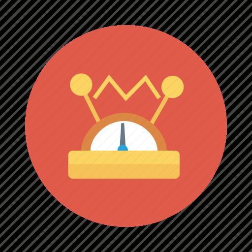 electric, energy, heat, machine, power, science, tool icon