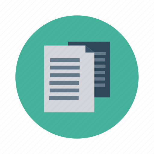article, connection, document, file, files, settings, storage icon