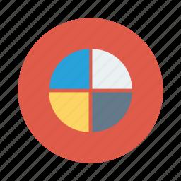 analystic, business, diagram, graph, infographic, piechart, statistics icon