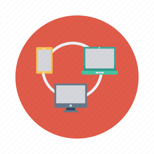 communication, computing, connect, connection, network, networking, onlinesharing icon