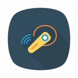 bluetooth, connection, connectivity, earphone, phone, signal, speaker icon